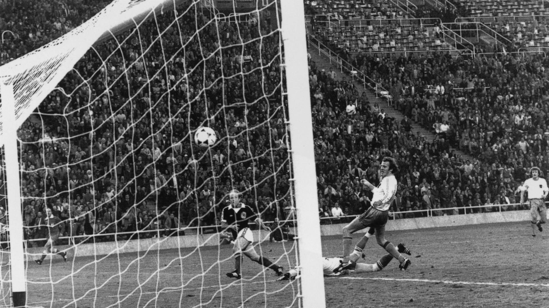 Archie Gemmill Scotland Netherlands Group 4 World Cup 11061978