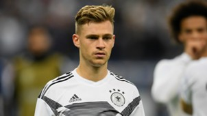 Joshua Kimmich Germany 2018-19