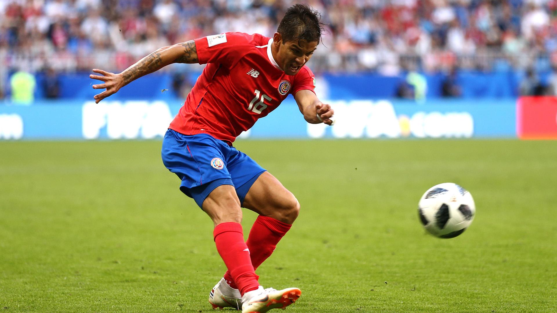 Costa Rica Serbia World Cup 2018