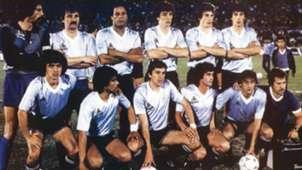 Uruguay Copa América 1983