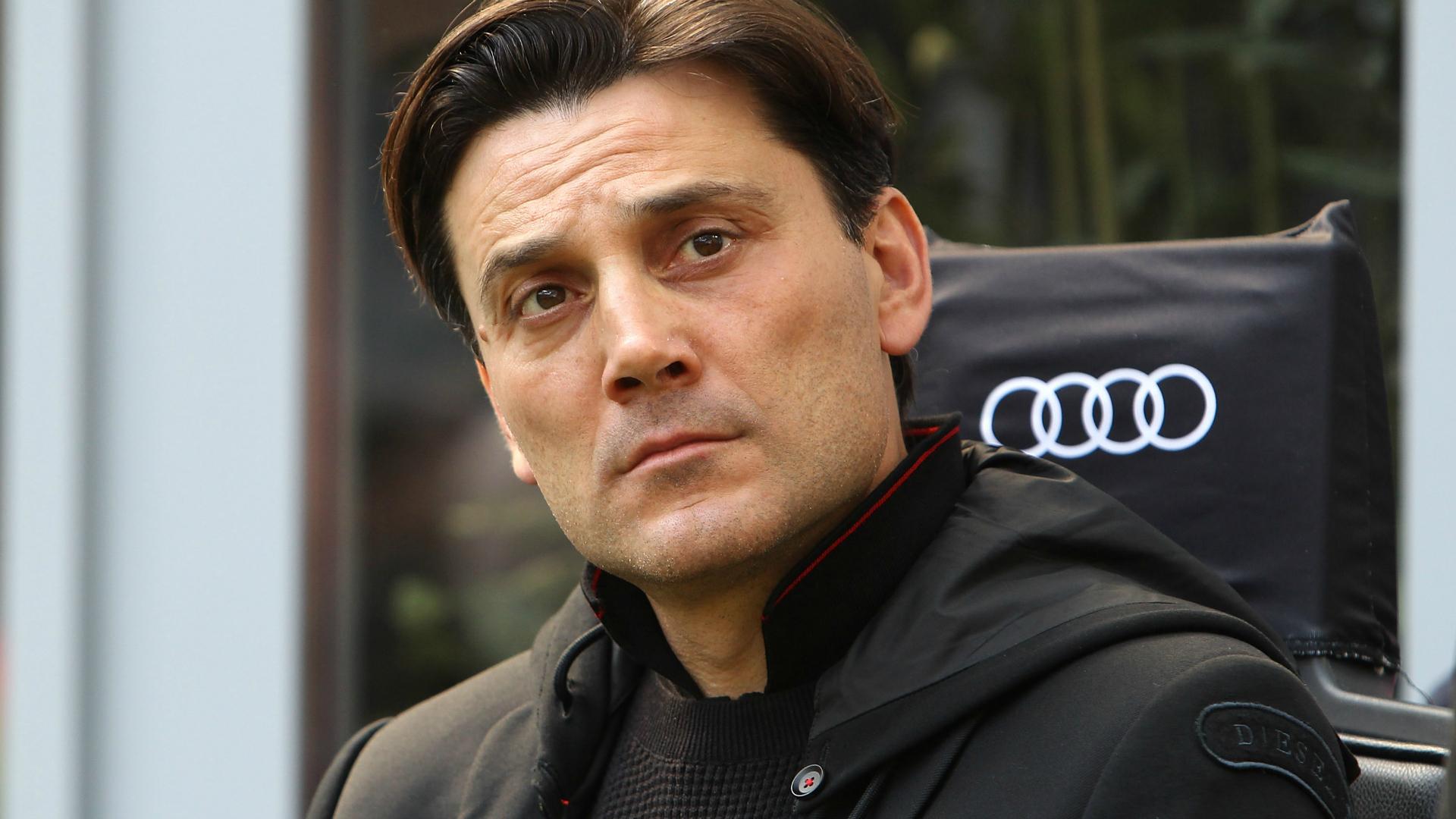 Montella Milan Serie A