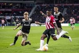 Frenkie de Jong Ajax (vs PSV)