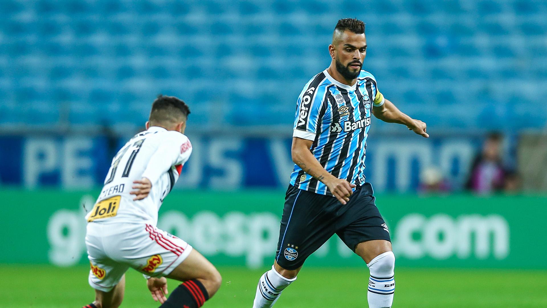 Maicon Gremio Sao Paulo Brasileirao Serie A 26072018