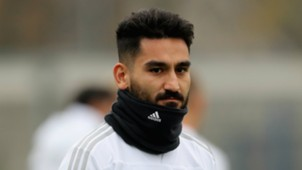 Ilkay Gundogan, Germany 2017/18