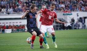 Nagy Dominik magyar válogatott Luka Modric