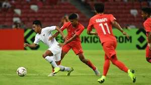 Indonesia vs Singapore AFF Suzuki Cup 2018