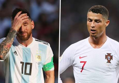What are Ronaldo and Messi's World Cup legacies?