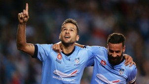 Bobo Sydney FC v Melbourne City A-League 01042017