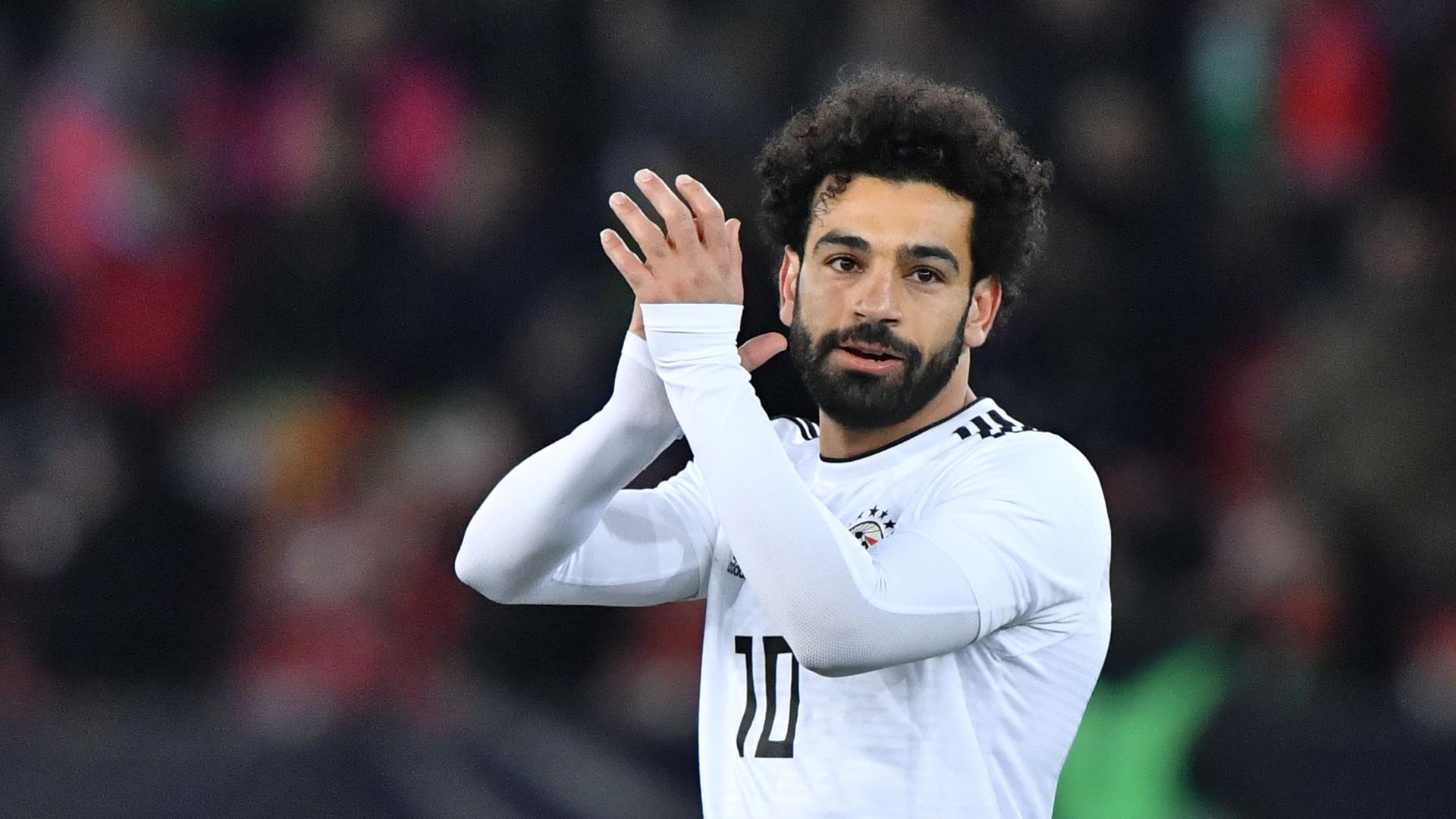 Mohamed Salah Ägypten 23032018