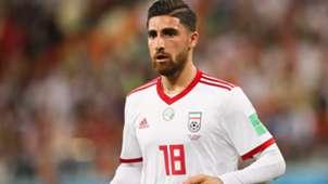 Alireza Jahanbakhsh Iran WM 2018