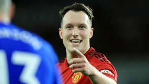 Phil Jones Manchester United 2018-19