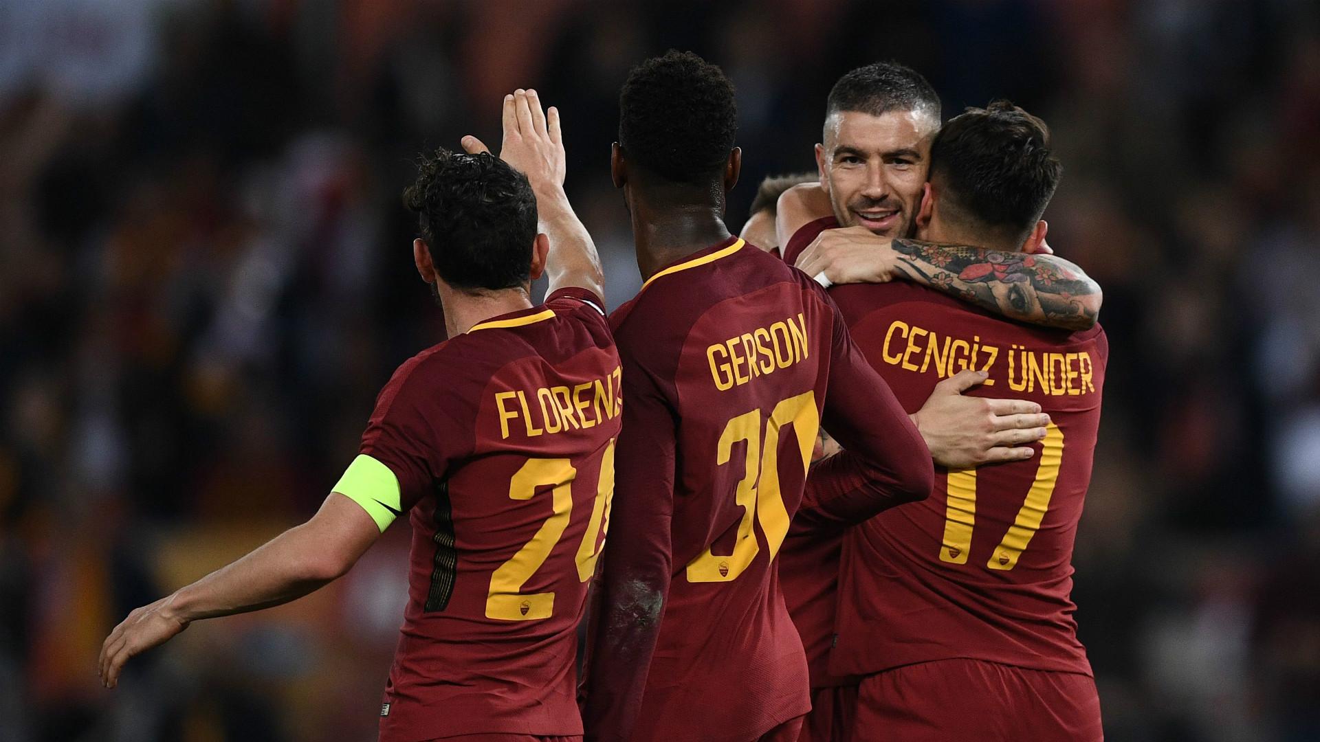 Roma Genoa Kolarov