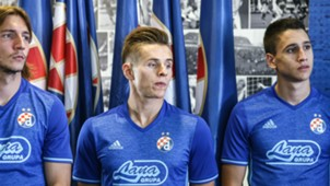 Damian Kadzior Luka Menalo Dinamo Zagreb