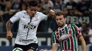 Guilherme Arana Henrique Corinthians Fluminense Brasileirao Serie A 15112017