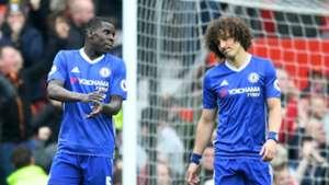 David Luiz Kurt Zouma Chelsea