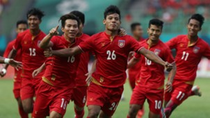 Myanmar Asian Games