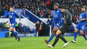 Alvaro Morata Chelsea Leicester City FA Cup