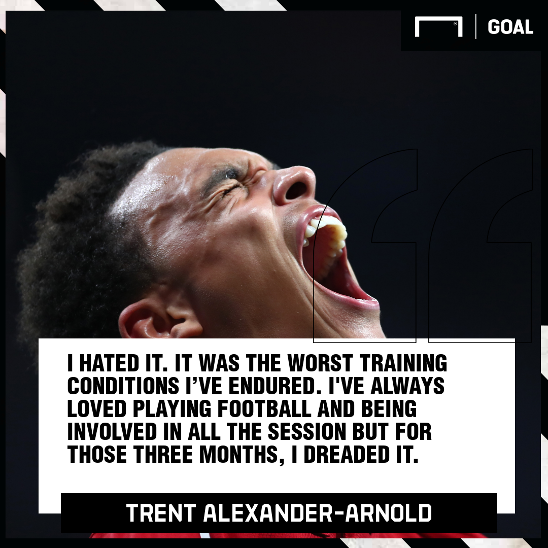 Trent Alexander-Arnold Liverpool 2019