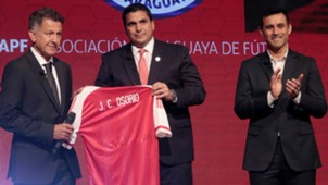 Juan Carlos Osorio Paraguay