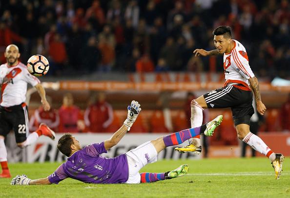 Wilstermann vs River Plate
