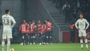 PSG Lille 2019