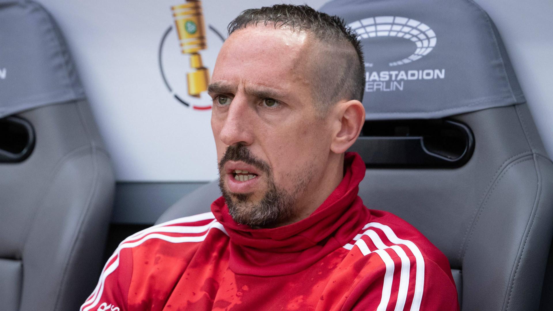 Foot : Ribéry ne se voit pas ailleurs qu'à l'OM en France