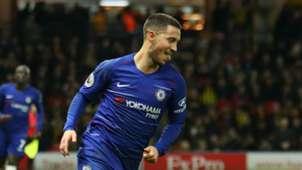 Hazard Chelsea 2018-19