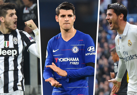Why £58m Morata has flopped at Chelsea