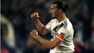 Zlatan Ibrahimovic LA Galaxy Chicago Fire MLS 2019