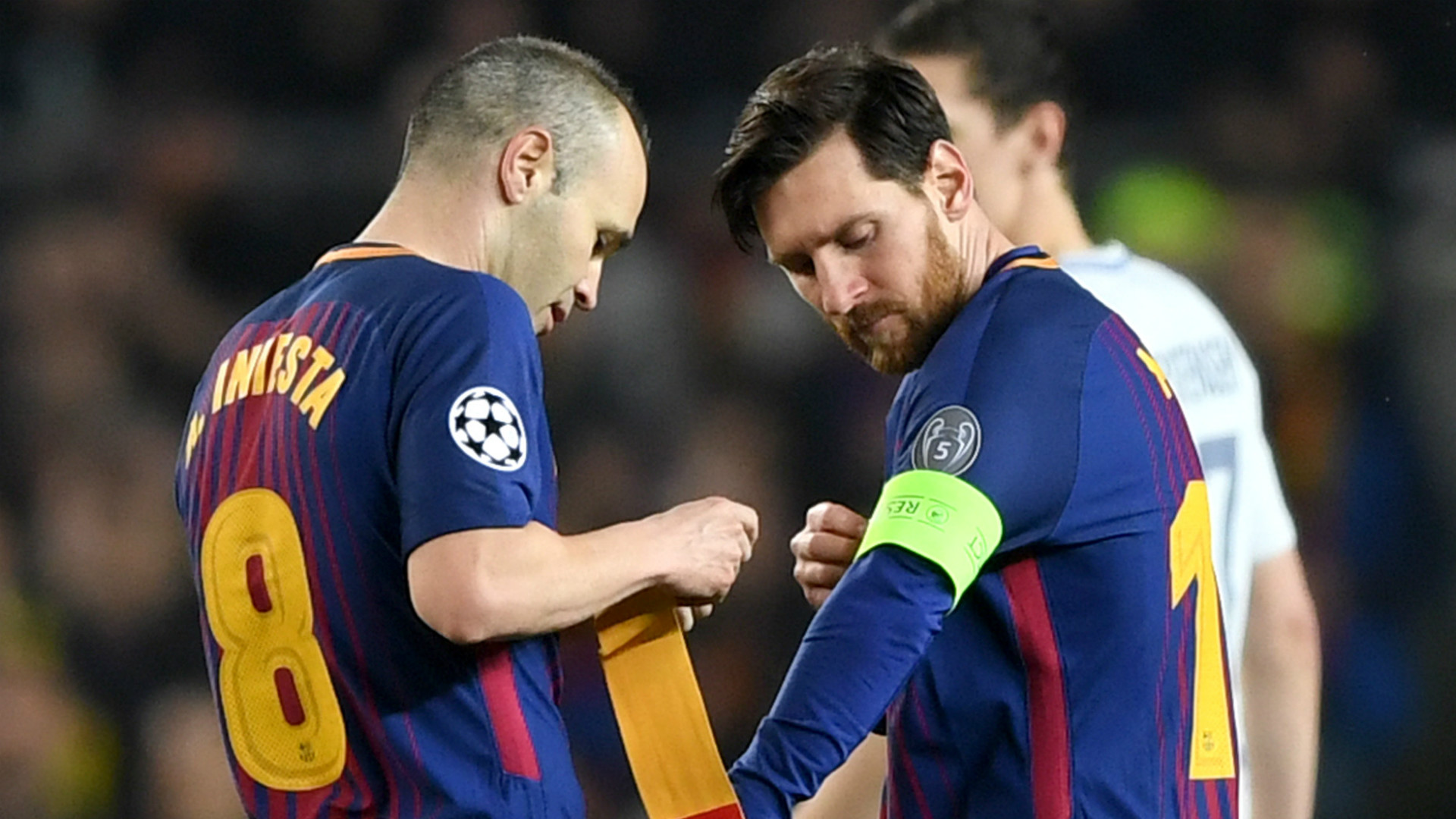Lionel Messi succeeds Andres Iniesta as new Barcelona captain