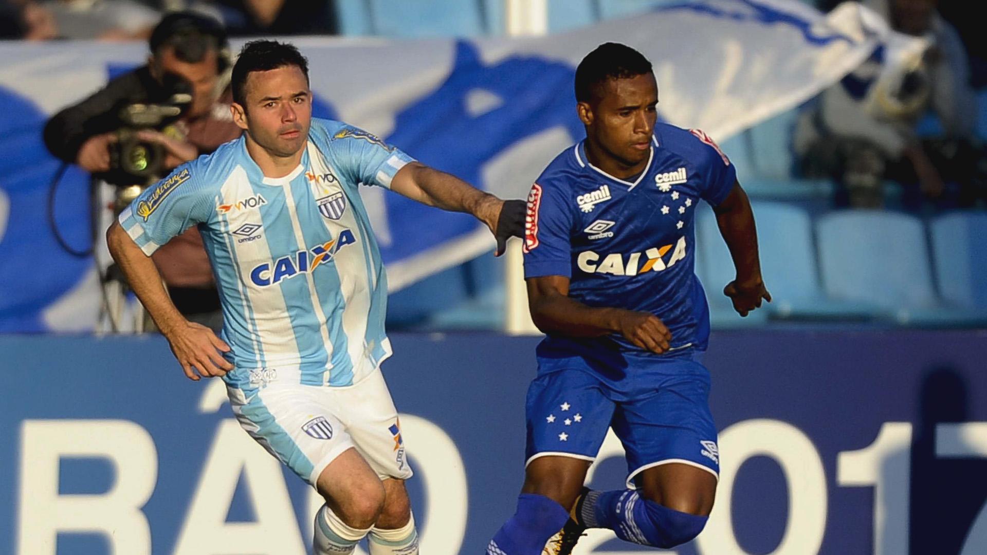 Elber Juan Avai Cruzeiro Brasileirao Serie A 23072017