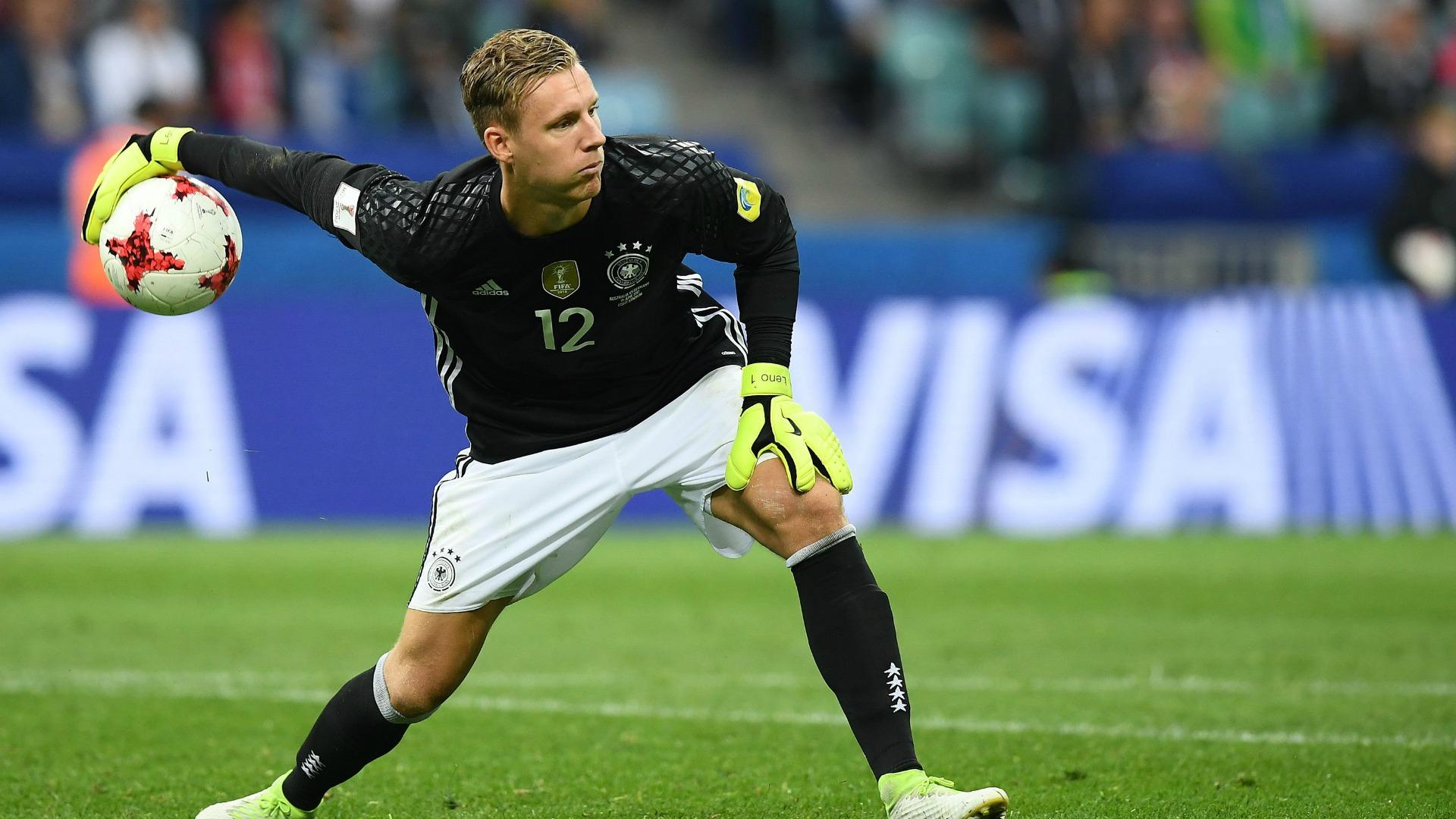 Bernd Leno Bayer Leverkusen Germany