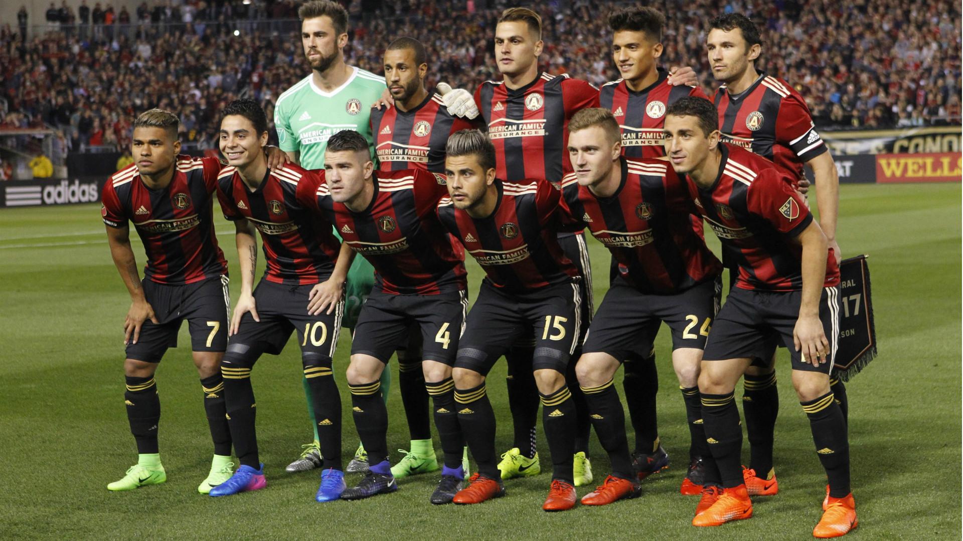 Atlanta United MLS Team 03062017