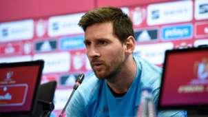 Lionel Messi Barcelona 24052019
