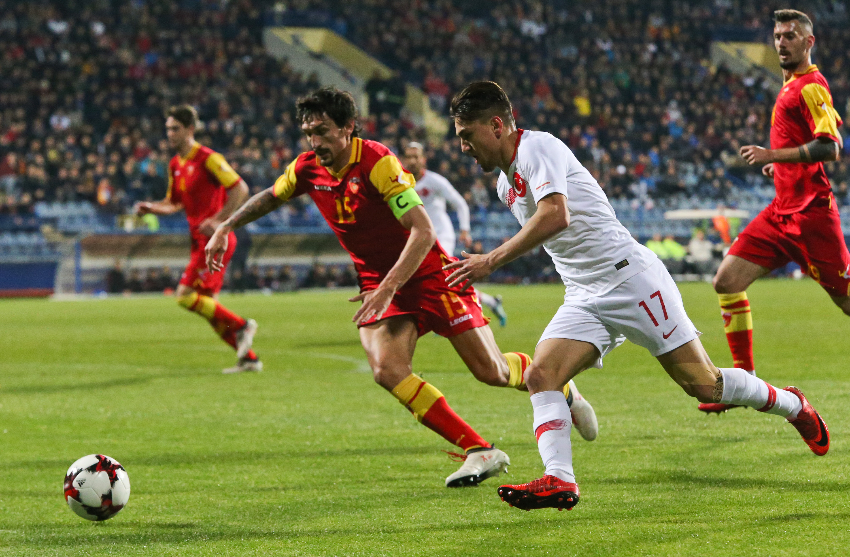 Cengiz Under Montenegro Turkey 03/27/18