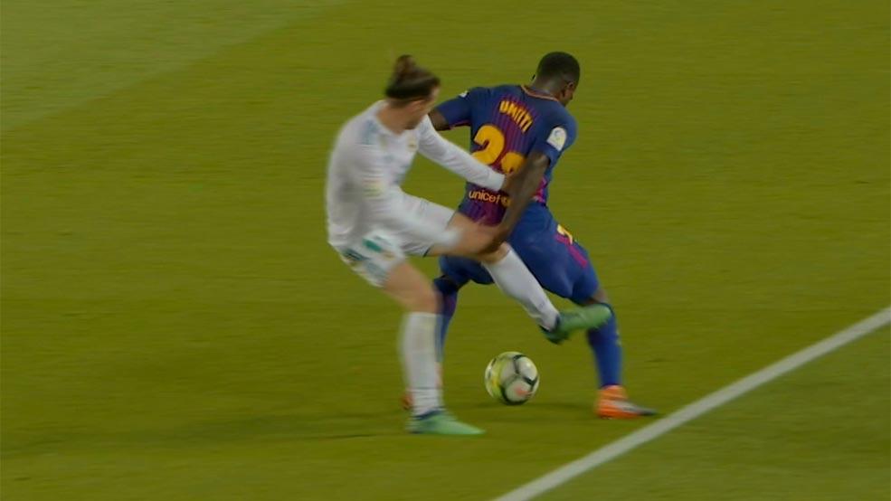 Bale Umtiti Clasico