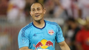 Luis Robles New York Red Bulls MLS 052717