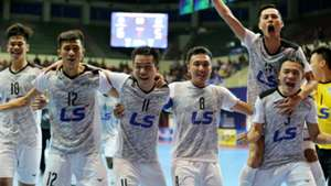 Thái Sơn Nam Bank of Beirut bán kết giải futsal CLB châu Á 2018