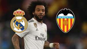 GFX Real Madrid Valencia