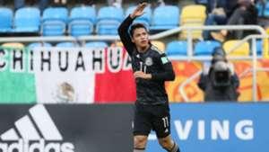 Roberto de la Rosa Selección mexicana 230519