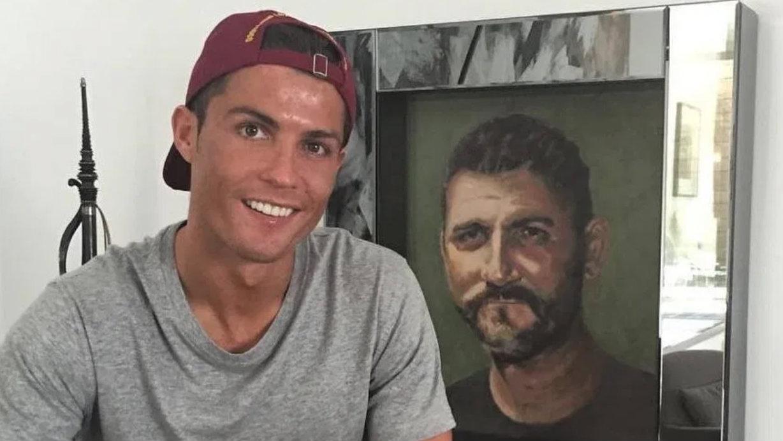 Papá Cristiano Ronaldo