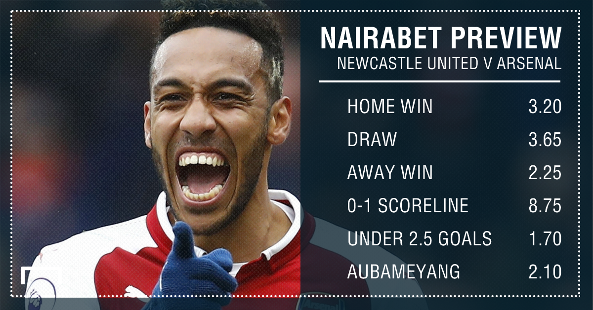 Newcastle Arsenal PS