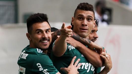 Willian Bigode Moises Palmeiras Atletico-MG Brasileirao Serie A 22072018