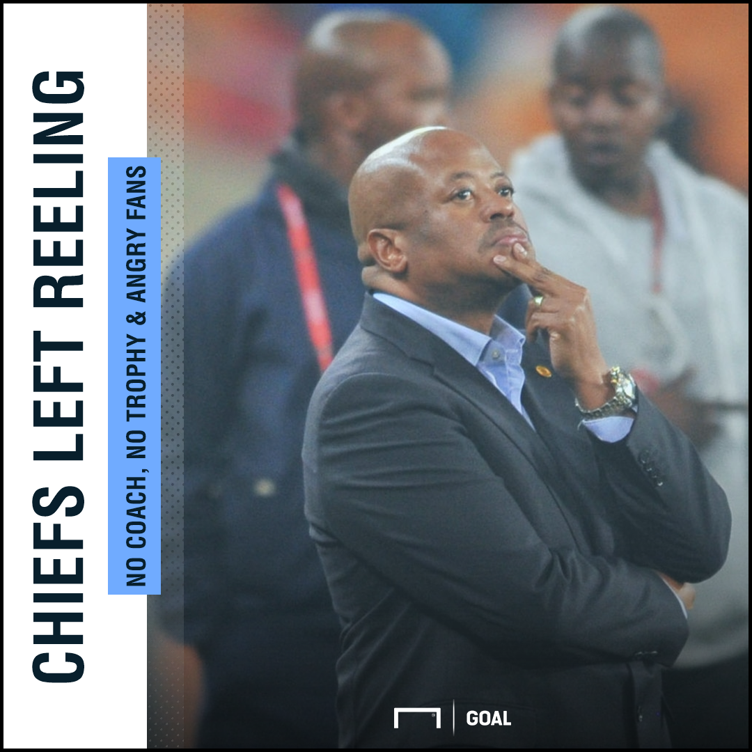 Chiefs left reeling PS