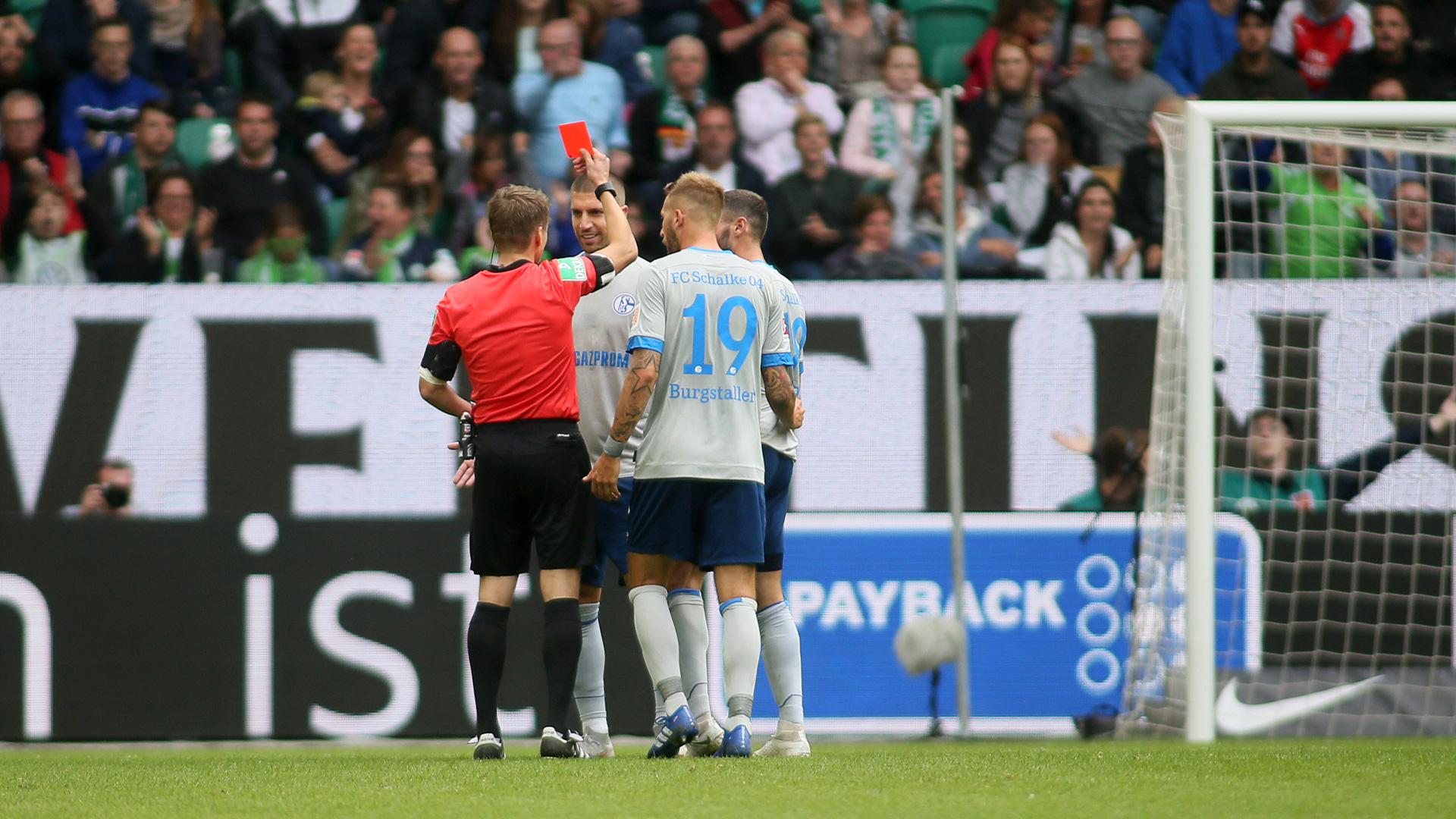 Matija Nastasic FC Schalke 04 Bundesliga 0818