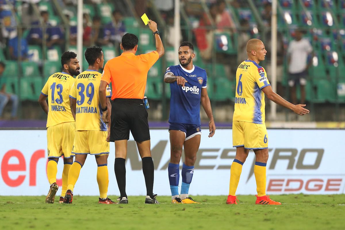 Chennaiyin FC Kerala Blasters