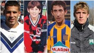 Inferiores Jugadores Seleccion argentina
