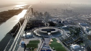 Zayed Sports City stadium Abu Dhabi