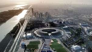 Zayed Sports City stadium Abu Dhabi