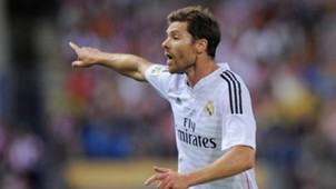 Xabi Alonso Real Madrid 22082014